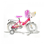 "MARS Велосипед 12"" С1201 neon pink GIRL"