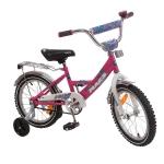 "MARS Велосипед 16"" С1601 neon pink"