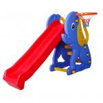 "Pilsan Детская Горка & баскетбол ""Слон"""