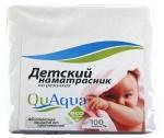 Qu Aqua Непромокаемый наматрасник нат