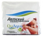 Qu Aqua Непромокаемый натяжной наматр