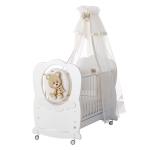 Кровать Baby Expert Abbracci-Trudi