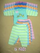 Комплект-пижама, начес (т.), (джемпер