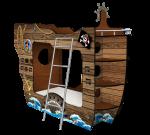 """Корабль Пиратский """"Чёрная Жемчужин"""