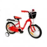 "Велосипед 16"" G1601 RED"