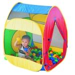 Детская игровая палатка Домик + 100 ш
