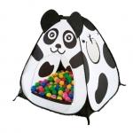 """Игровой Дом """"Панда"""" + 100 шаров"""