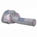 Игровой Дом (слоник + туннель) + 100 ша