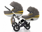 Детская коляска Tako 2 в 1 Junama Duo для дв