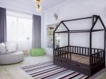 Детская кровать «Вуди-1»
