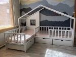 Детская кровать «Вуди-2»