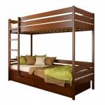 """Двухъярусная кровать """"Гуфи 1""""дуб"""